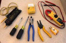 Διάφορα ηλεκτρικά εργαλεία